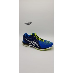 GEL NETBURNER BALLISTIC MT NAVY/SILVER/ELECTRIC BLUE