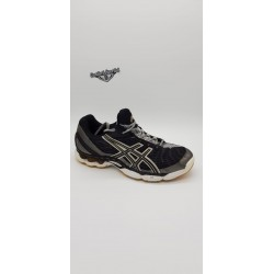 GEL VOLLEY ELITE BLACK/SILVER/GOLD