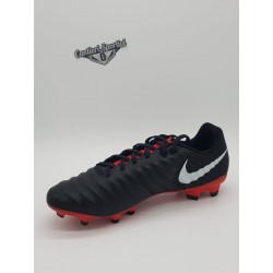 LEGEND 7 ACADEMY FG Black/Pure Platinum-Lt Crimson