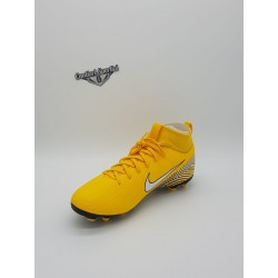 JR SUPERFLY 6 ACADEMY GS NJR FG/MG Amarillo/Wh-Bk
