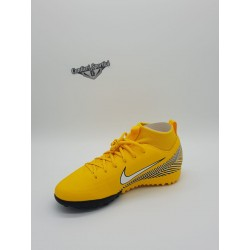 JR SUPERFLY 6 ACADEMY GS NJR TF Amarillo/Wh-Bk