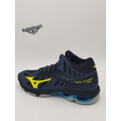 WAVE LIGHTNING Z4 MID OMBRE BLUE/SAFETY YELLOW