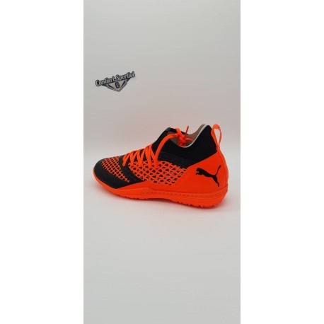 FUTURE 2.3 NETFIT TT BLACK-ORANGE