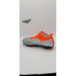 PUMA ONE 2 LTH FG SILVER-ORANGE-BLACK