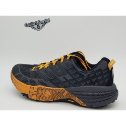 SPEEDGOAT 2 MEN'S BLACK/KUMQUAT