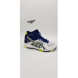 GEL TASK MT WHITE/BLUE/LIME