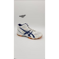 GEL TASK MT WHITE/NAVY/NEON ORANGE