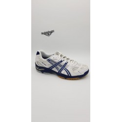 GEL TACTIC WHITE/JET BLUE/SILVER