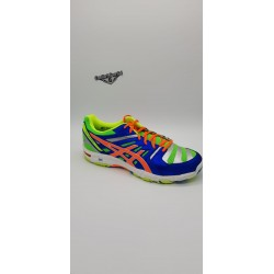 GEL BEYOND 4 BLUE/NEON ORANGE/NEON GREEN