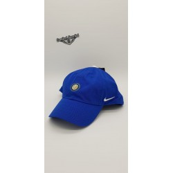 INTER U NK H86 CAP CORE Game Royal/White