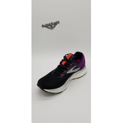 RICOCHET BLACK/PURPLE/CORAL