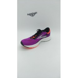 Launch 6 W Purple/Black/Coral