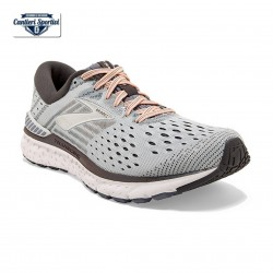 BROOKS TRANSCEND 6 Grey/Pale Peach/Silver