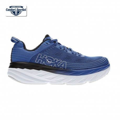 HOKA BONDI 6 Galaxy Blue/Anthracite