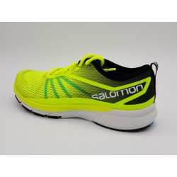 SALOMON SONIC RA PRO SAFETY YELLOW/BLACK/BLUBRD