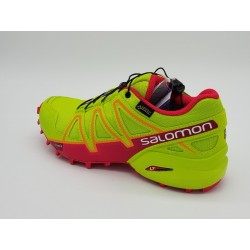 SPEEDCROSS 4 GTX W LIME GREEN/VIRTUAL P