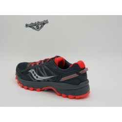 EXCURSION TR11 W GREY/VIZI RED