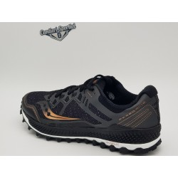 BROOKS PEREGRINE 8 BLACK/DENIM/COPPER