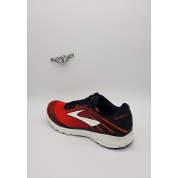 BROOKS ASTERIA TOREADOR/CHERRY TOMATO/BLACK