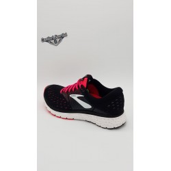 BROOKS GLYCERIN 16 BLACK/PINK/GREY