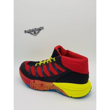 SPEEDGOAT MID WP MEN'S CHINESE RED/CARIBBEA