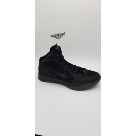 ZOOM HYPERDUNK 2011 BLACK/BLACK-DARK GREY