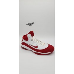 AIR MAX CLOSER V WHITE/VARSITY RED-MTLLC SILVER