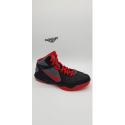 AIR MAX BODY U BLACK/UNIVERSITY RED-COOL GREY